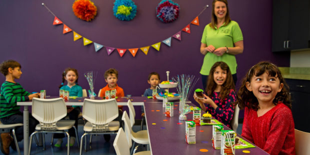 Birthday Parties For Kids Discovery Place Science - Childrens birthday parties greensboro nc
